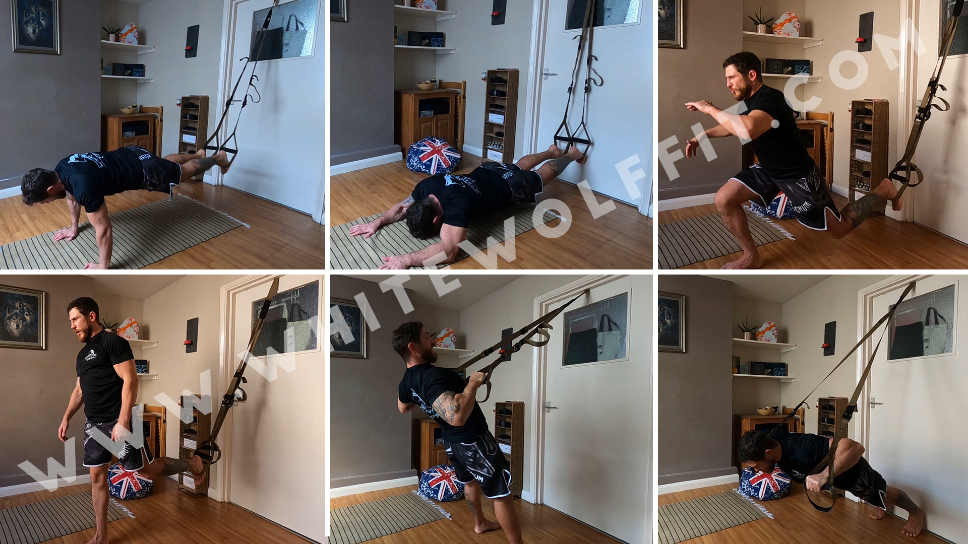 TRX Home Training