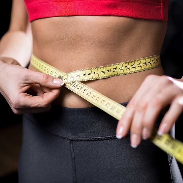 Weight loss / Muscle conditioning